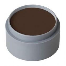 Maquillaje marrron an1 al agua grimas profesional
