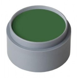 Maquillaje verde 403 al agua grimas profesional