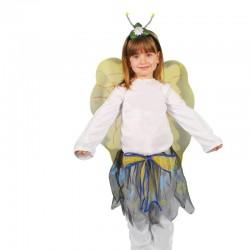 Conjunto mariposa para niña barato