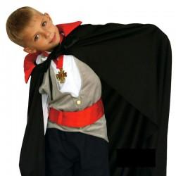 Capa vampiro infantil 90 cm