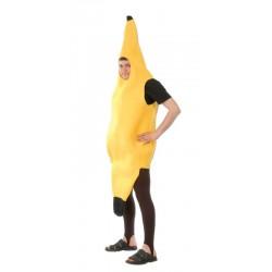 Disfraz platano barato banana
