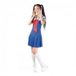 Disfraz colegiala manga school s8300