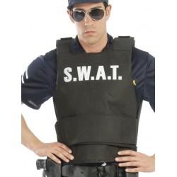 CHALECO SWAT POLICIA ANTIBALAS 16726 GUI