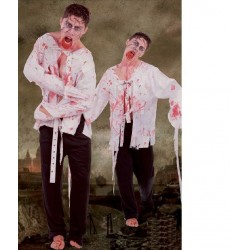 Disfraz zumbao zombie adutlo s8252