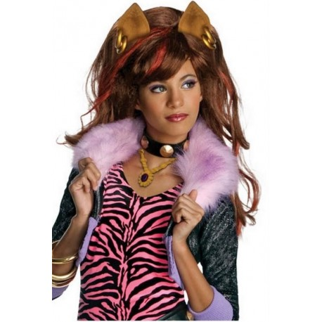 PELUCA CLAWDEEN WOLF MONSTER HIGH
