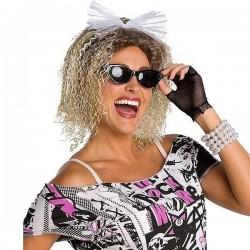 Peluca reina del pop