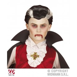 Peluca vampiro dracula infantil 6278v