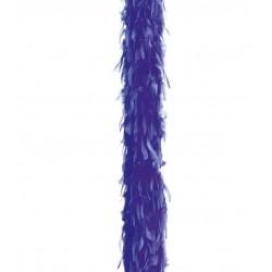 Boa azul 40 gr fina 16347 pluma