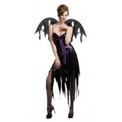 Disfraz diablesa gotica