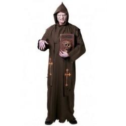 Disfraz mortis monje