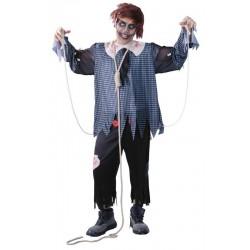 Disfraz marioneta asesina  muñeco diabolico 80464