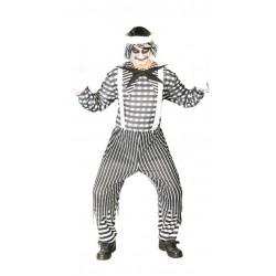 Disfraz buddy diabolico mimo asesino 80689