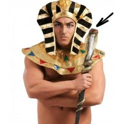 Cetro serpiente faraon 60 cm 18339 gui