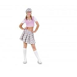 Disfraz golfista mujer m-l sexy