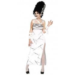 Disfraz novia de franky adulta talla l 80931