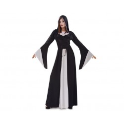 Disfraz hechicera magica m-l mujer bruja hallowee