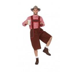 Disfraz tiroles bavaro aleman m-l- octoberfest