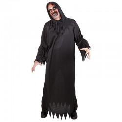 Disfraz monje zombie con careta terror s8292