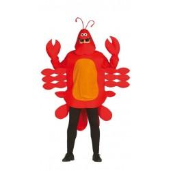 Disfraz  langosta parrales mariscos al mejor preci