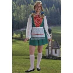 Disfraz tirolesa bavara alemana octoberfest