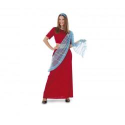 Disfraz anamitra india talla m-l adulta