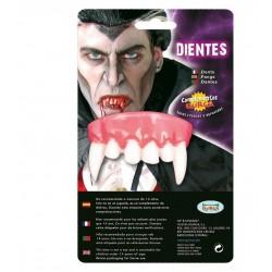 Dientes vampiro colmillos baratos 2190