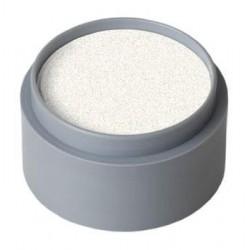 Maquillaje plata perlado 704 al agua grimas profes