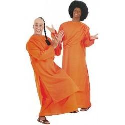 Disfraz tunica guru hare crisna