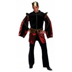 Disfraz rey del renacimiento adulto epoca 603090