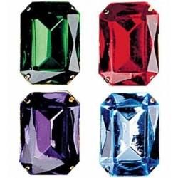 Anillo rey mago piedra preciosa colores surtidos