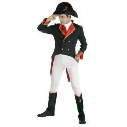 Disfraz napoleon soldado frances