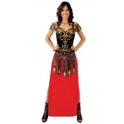 Disfraz tiberia gerrera romana griega talla l
