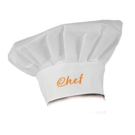 Sombrero chef 57-61 cm cocinero pesadilla. Disfraces baratos online 87c42e19a1d