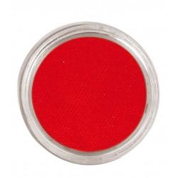 Maquillaje rojo al agua 15 gr buena calidad 15574