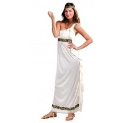Disfraz diosa del olimpo griega o romana  talla l
