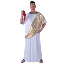 Disfraz cesar romano talla m-l julio