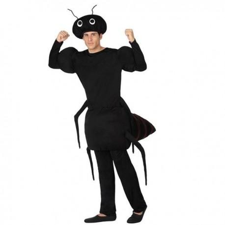 Disfraz de hormiga negra para adulto barato. Tienda de disfraces online