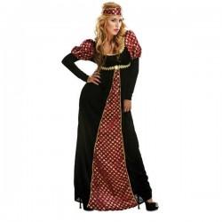 Disfraz princesa medieval m-l mujer