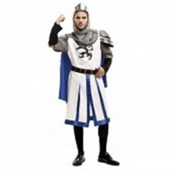 Disfraz caballero real medieval m-l adulto