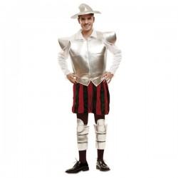 Disfraz don quijote de la mancha talla m-l adulto