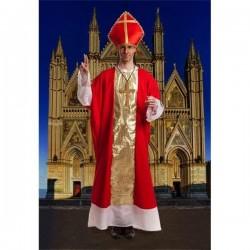 Disfras obispo anglicano adulto talla unica