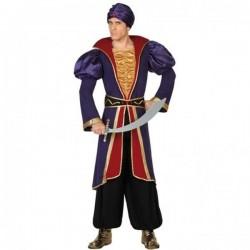 Disfraz principe arabe talla m-l aladin