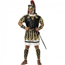 Disfraz centurion romano de lujo profesional t.52