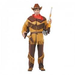 Disfraz vaquero hombre talla 52