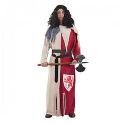 Disfraz mercenario medieval adulto talla 52