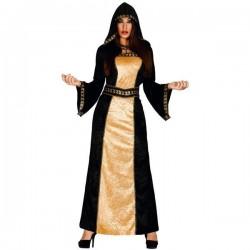 Disfraz señora oscura sacerdotisa talla L mujer