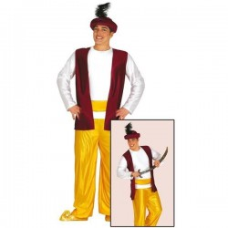 Disfraz paje o arabe adulto talla l 80784