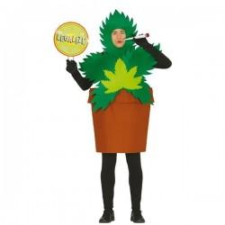 Disfraz planta de maria cannabis talla l adulto