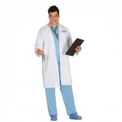 Disfraz doctor talla l adulto medico 84403