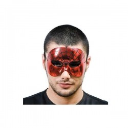 Mascara spiderman media careta hombre araña